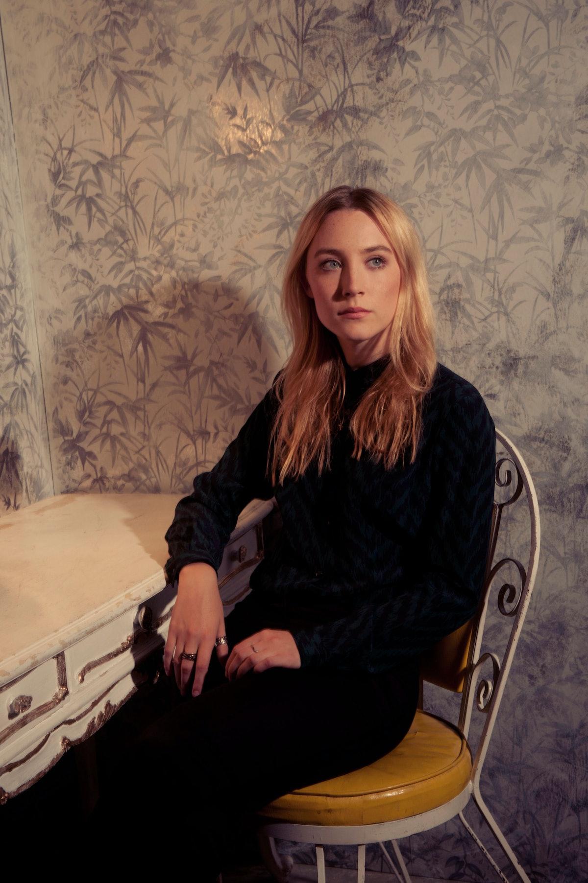 "Saoirse Ronan, ""How I Live Now"""