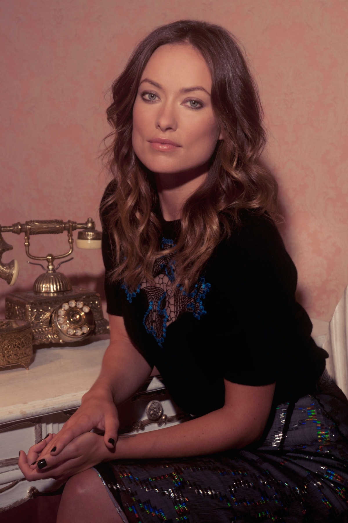 """Olivia Wilde, """"Rush"""" and """"Third Person"""""""
