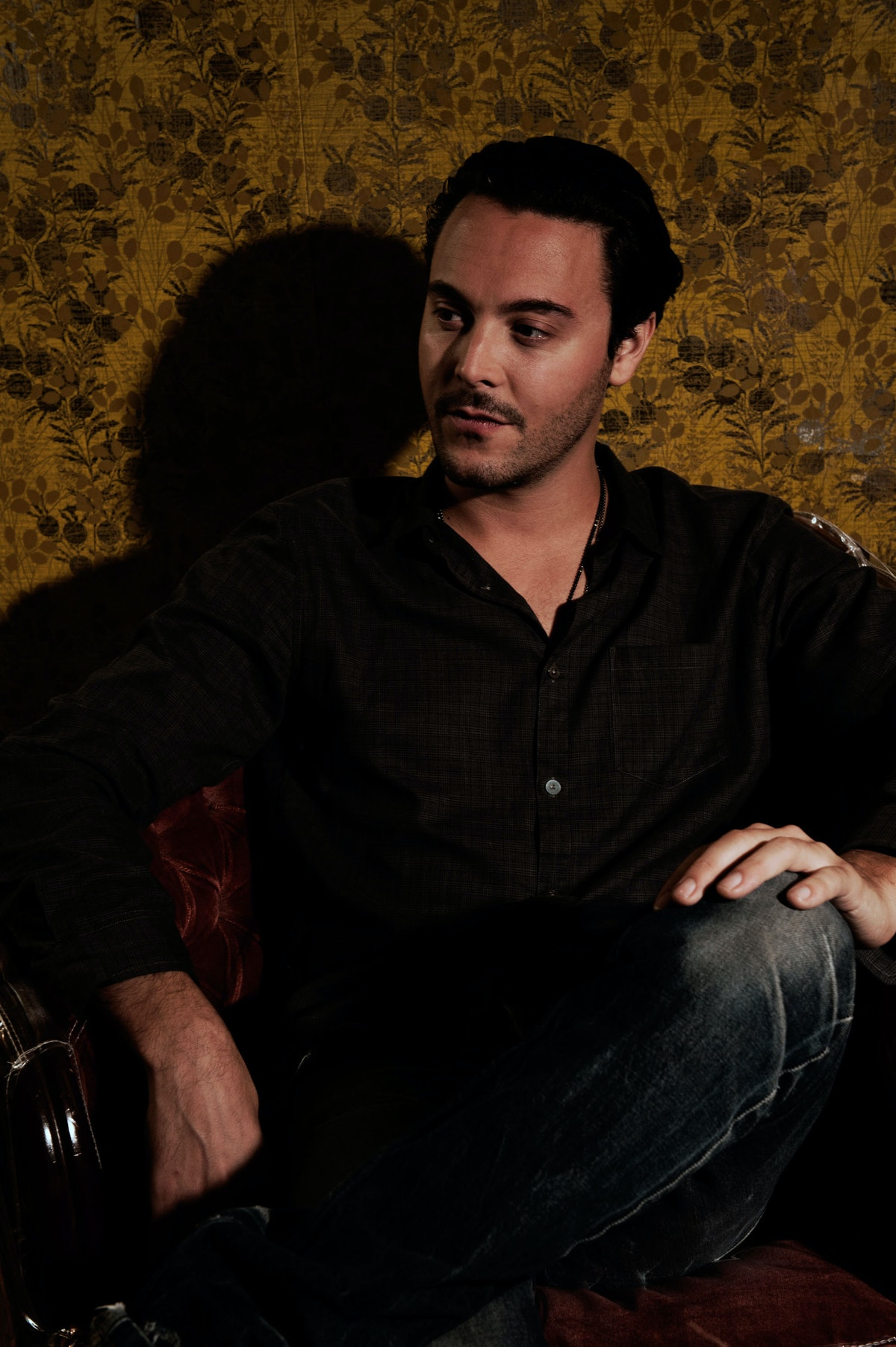 """Jack Huston, """"Kill Your Darlings"""" and """"Love, Marilyn"""""""