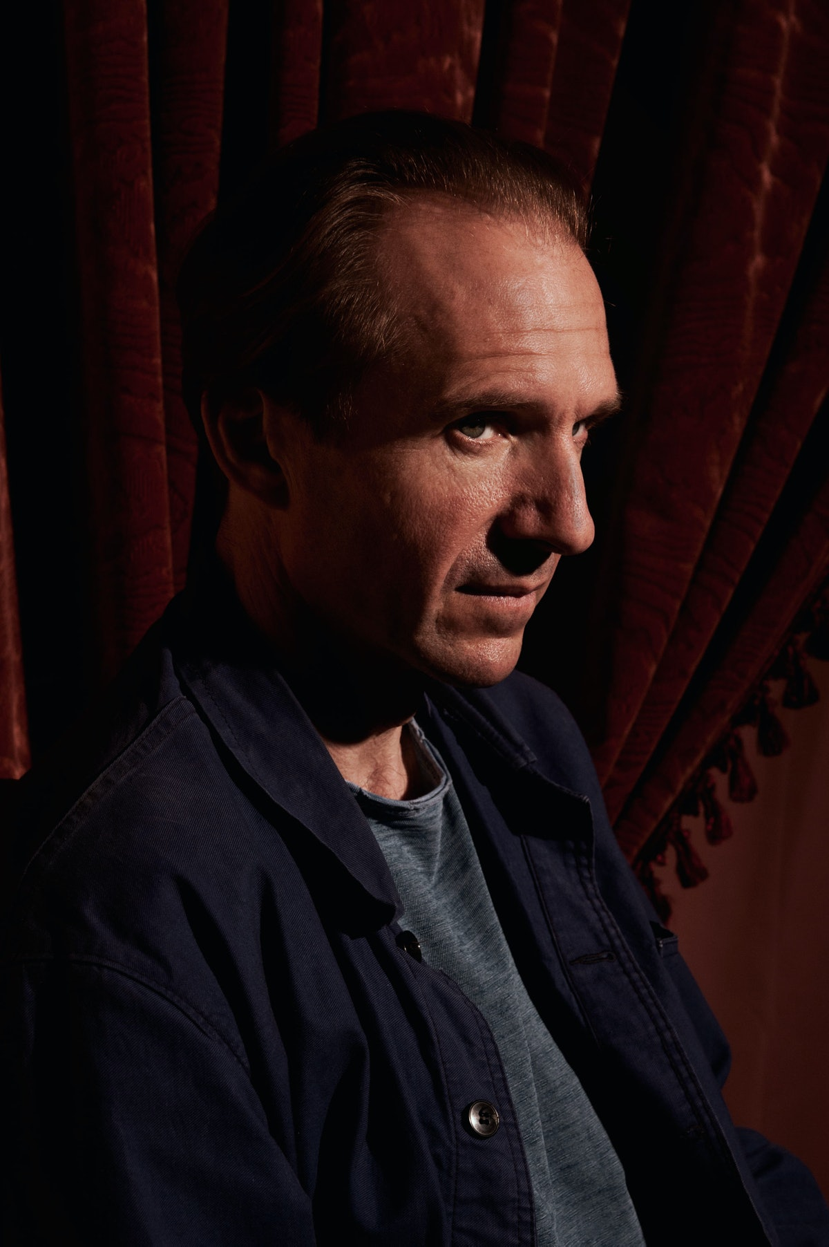 """Ralph Fiennes, """"The Invisible Woman"""""""