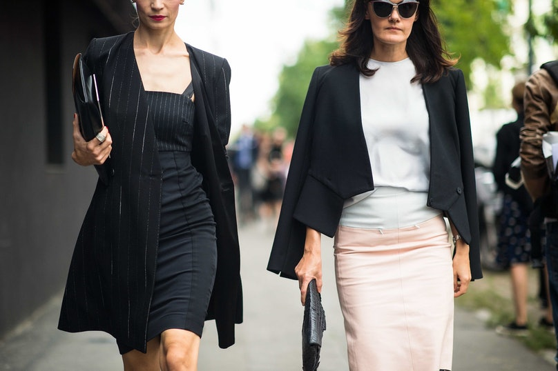 Milan Fashion Week Spring 2014 Street Style, Day 3