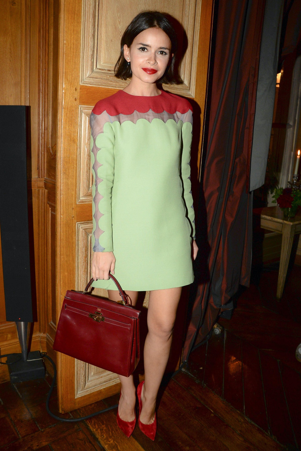 Miroslava Duma. Photo by BFAnyc.com.