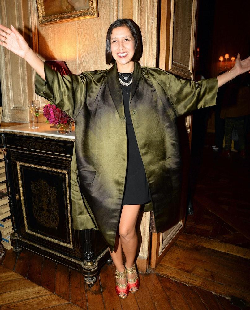 Karla Martinez de Salas. Photo by BFAnyc.com.