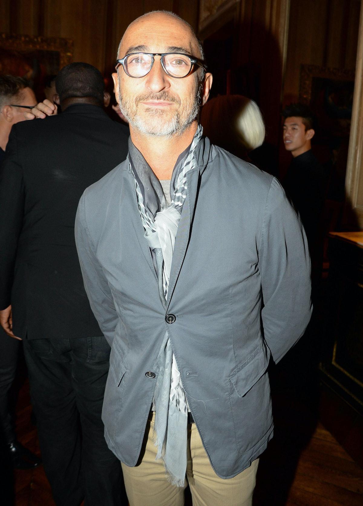 Pierre Hardy. Photo by BFAnyc.com.