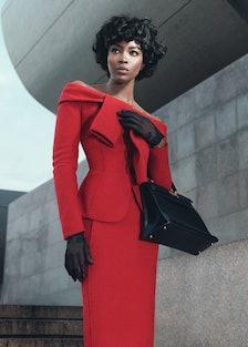 Naomi Campbell Ghana
