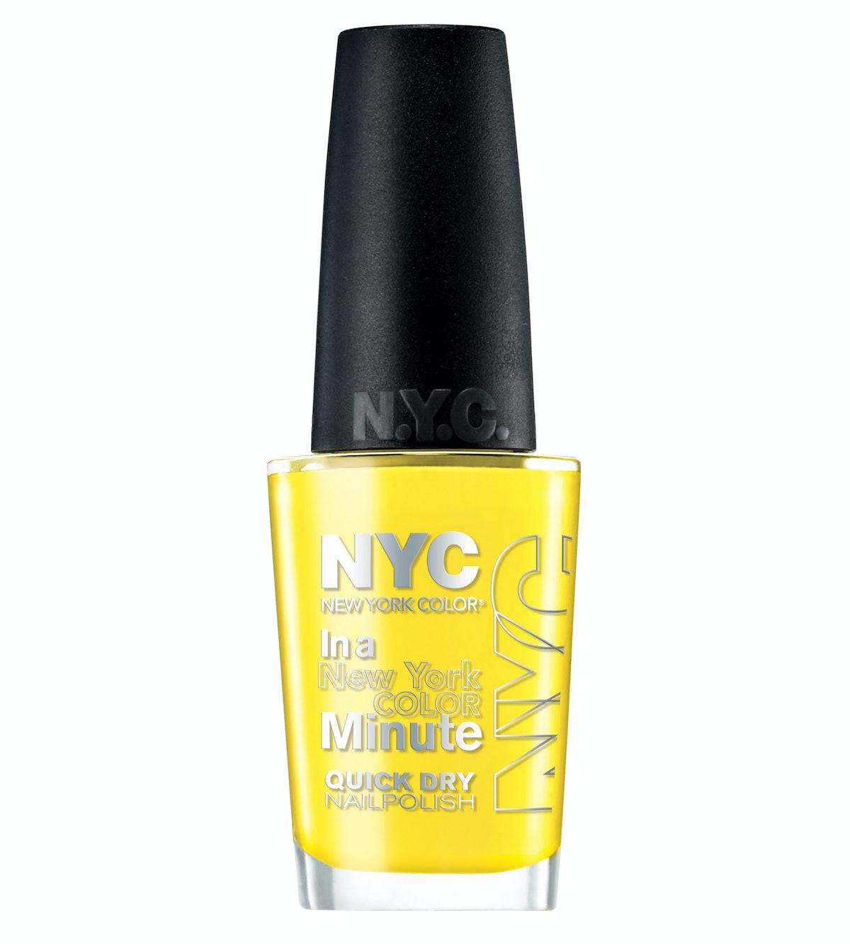 NYC New York Color Lexington Yellow