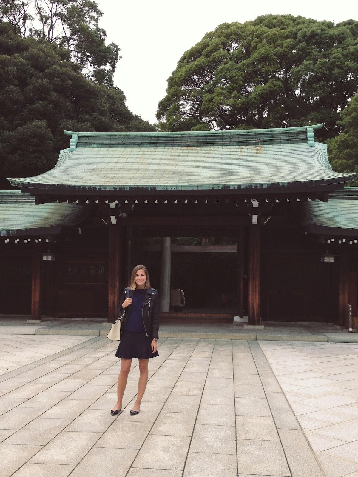 Shinito architecture