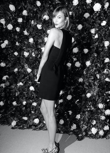 Karlie Kloss. Photo by Sherly Rabbani.