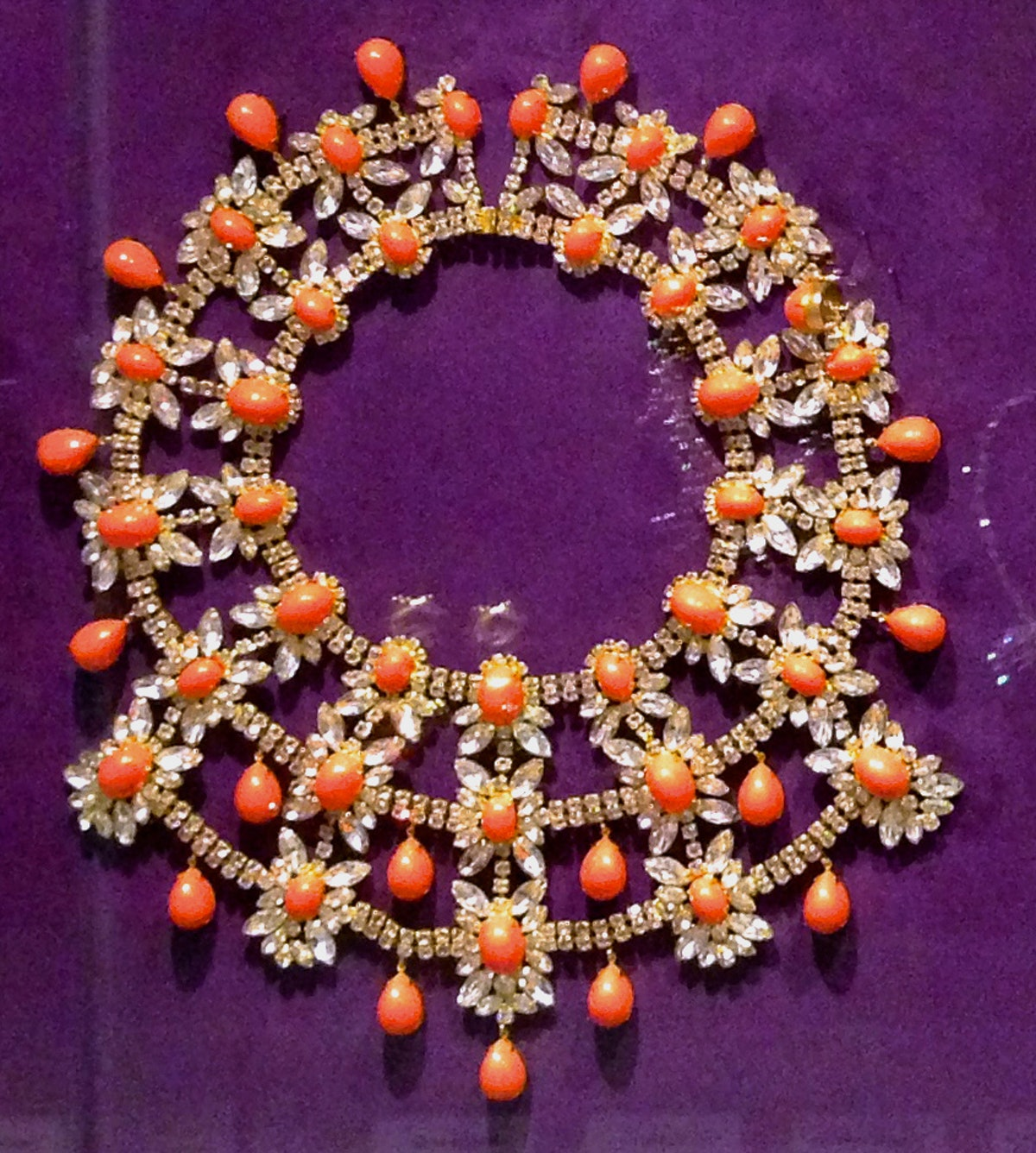 """IMG_6859""""Barbara Berger's fabulous collection of costume jewelry."""""""