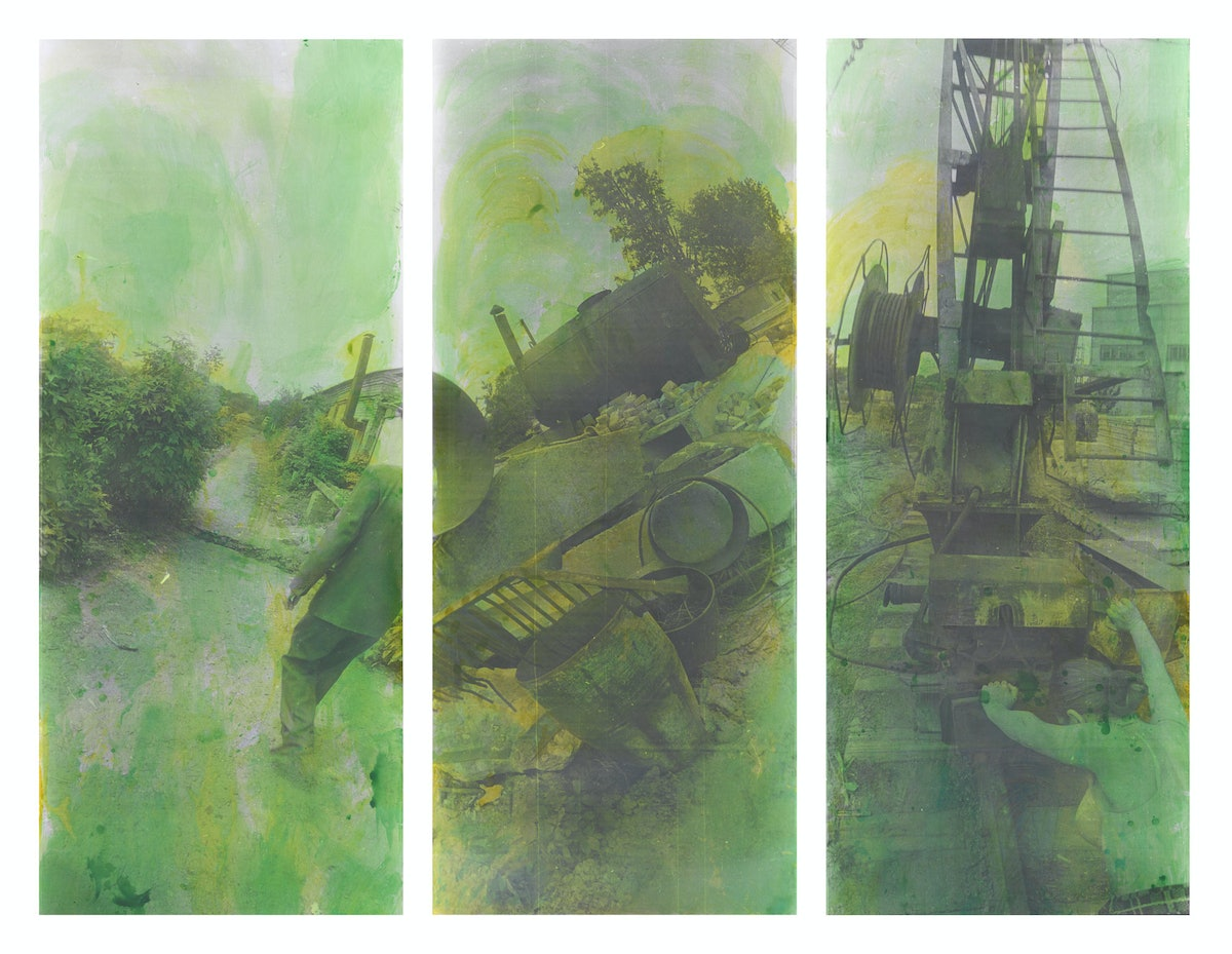 From Green (Series) 1991-1993