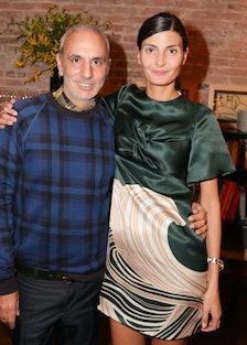Alessandro dell'Acqua and Giovanna Battaglia