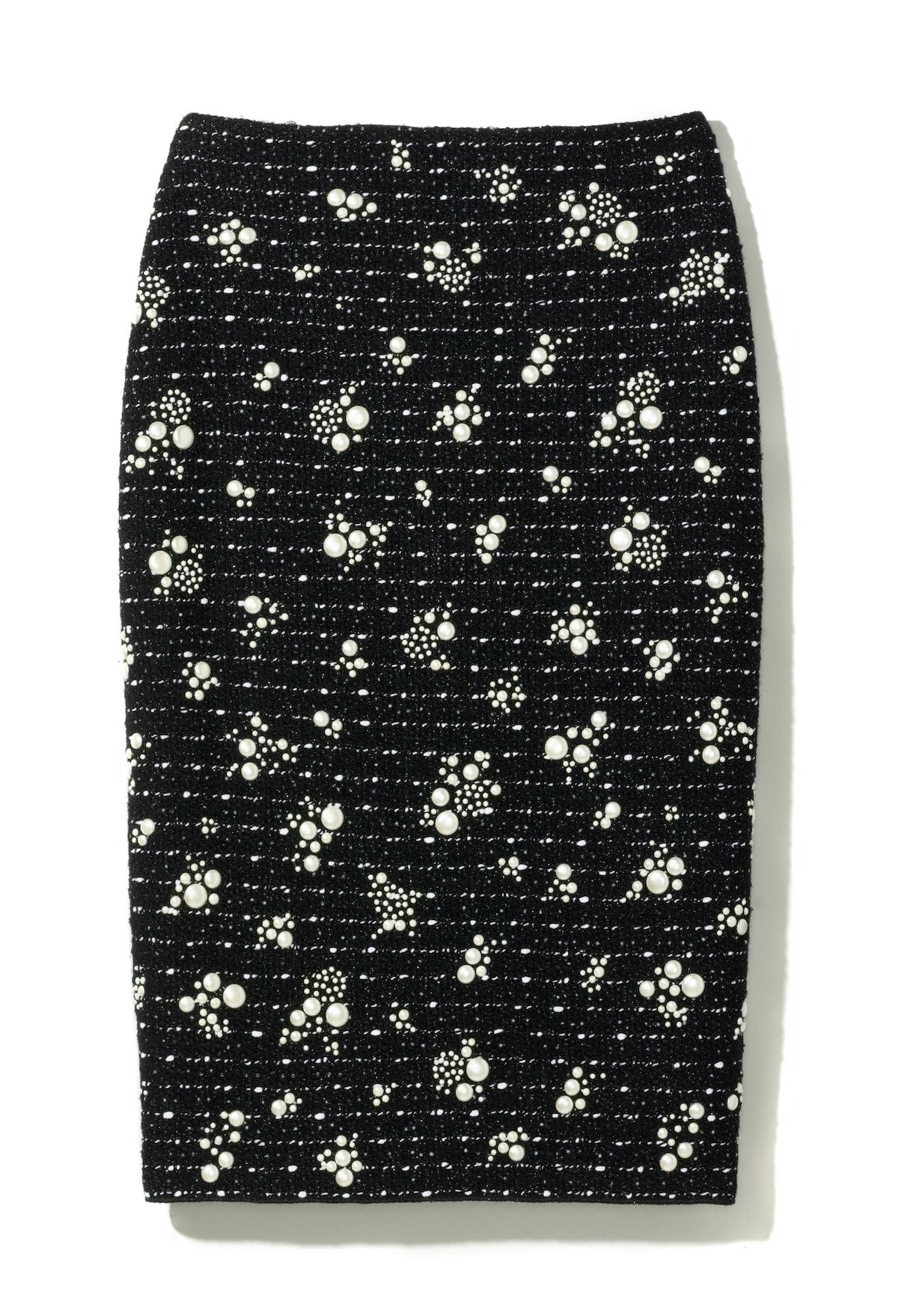 St. John skirt, $595.