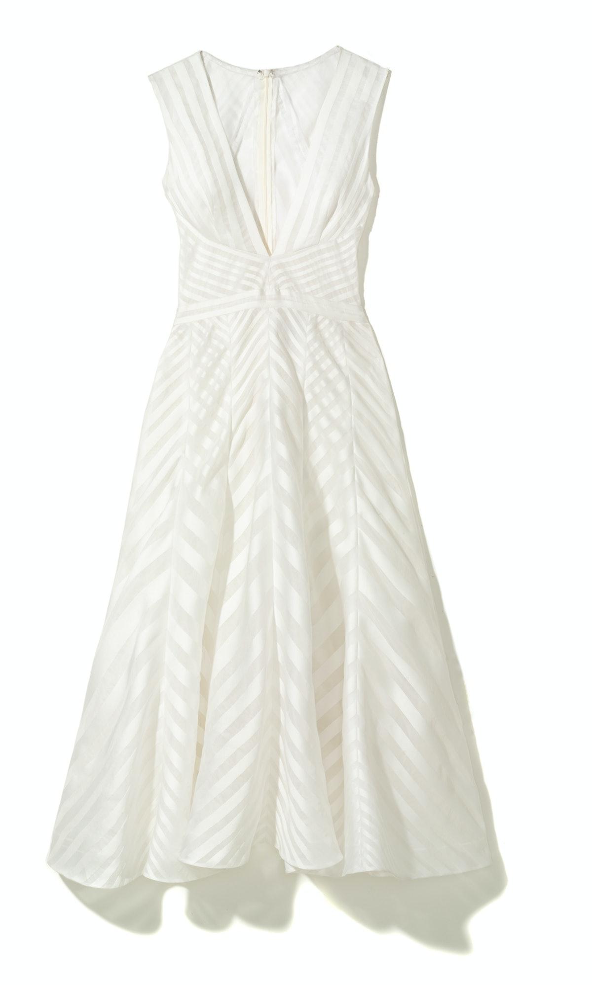 J. Mendel dress, $3,850, jmendel.com.