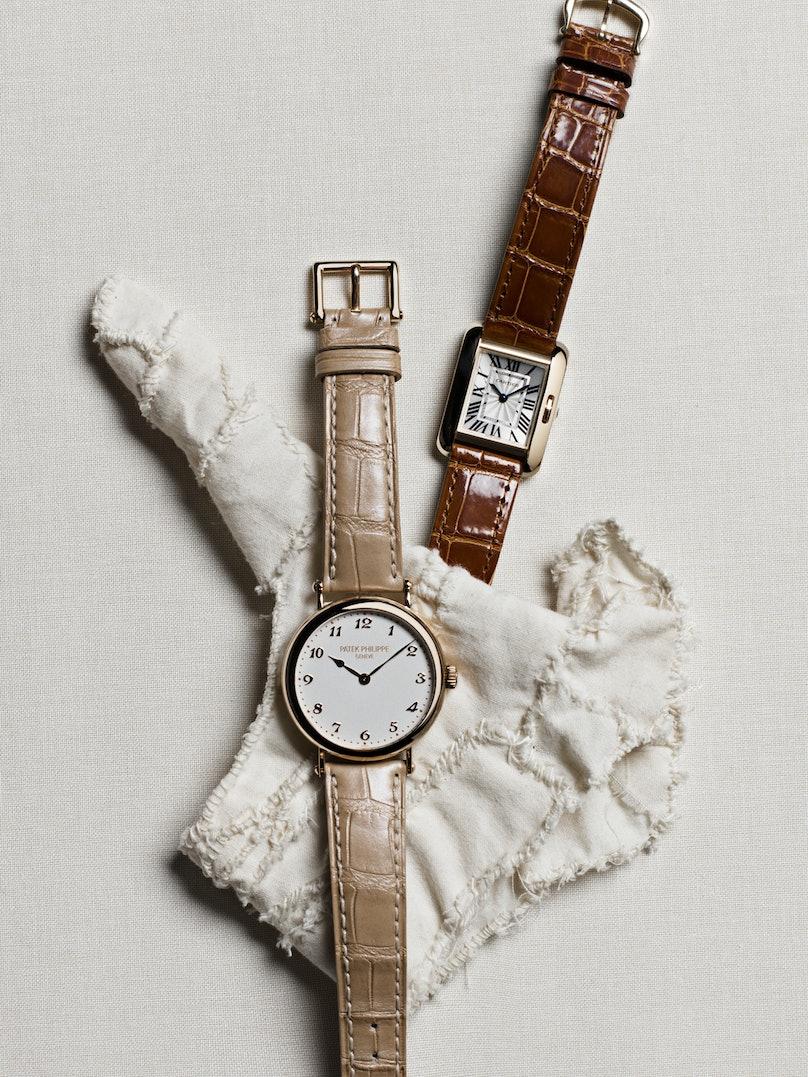 Patek Philippe gold watch