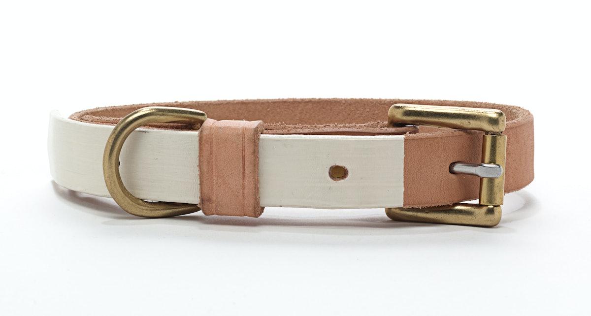 Dillon des Prés Co. collar, $75, dillondespresco.com.