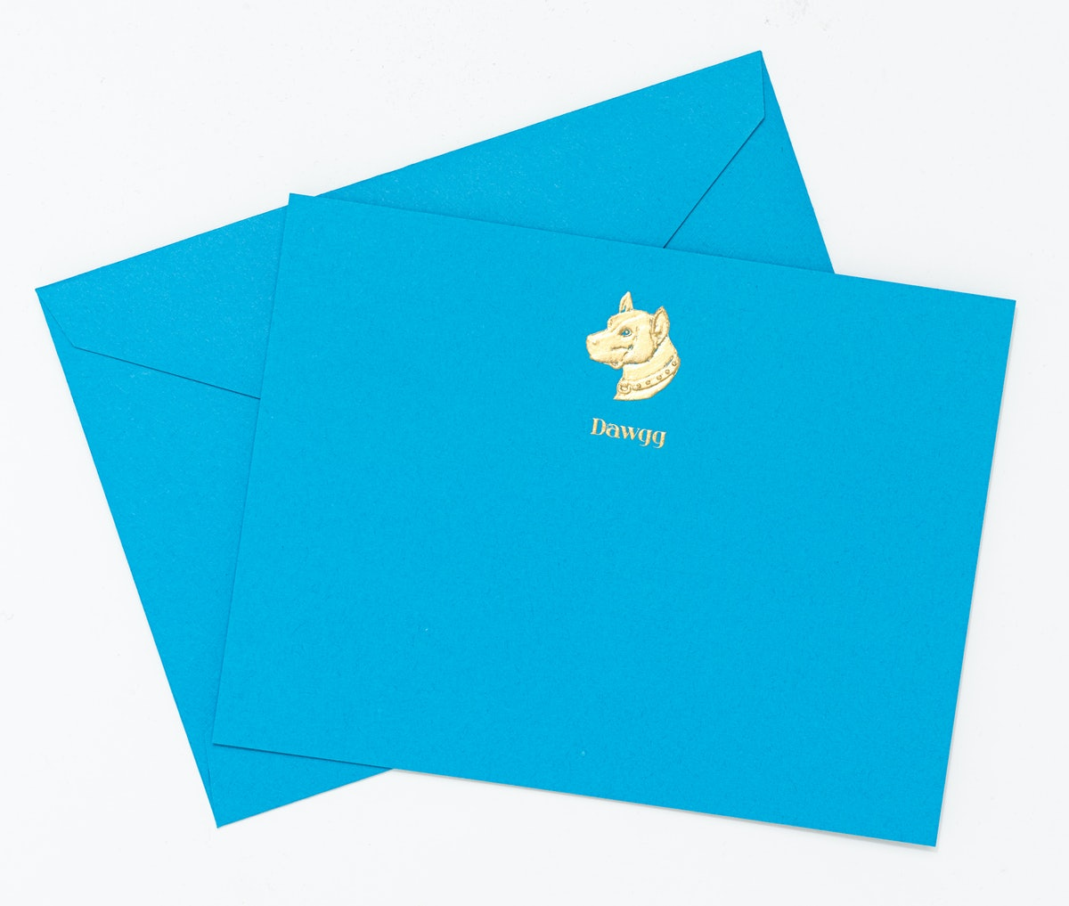 Connor stationery, $25 for set of three, Connor at Barneys New York.