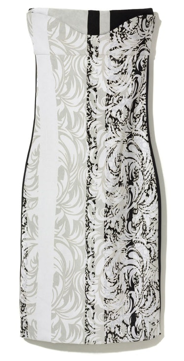 Narciso Rodriguez dress, $2,595, Barneys New York.