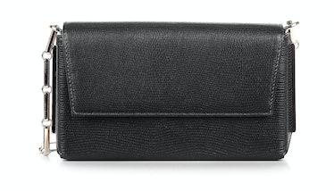 Hugo bag, $575, hugoboss.com.