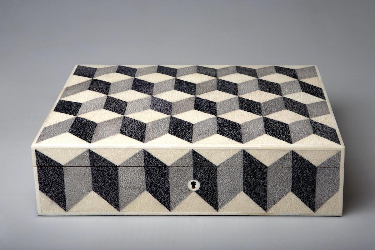 De Nacre et d'Orient box, $4,275, Nest, Bal Harbour, FL.