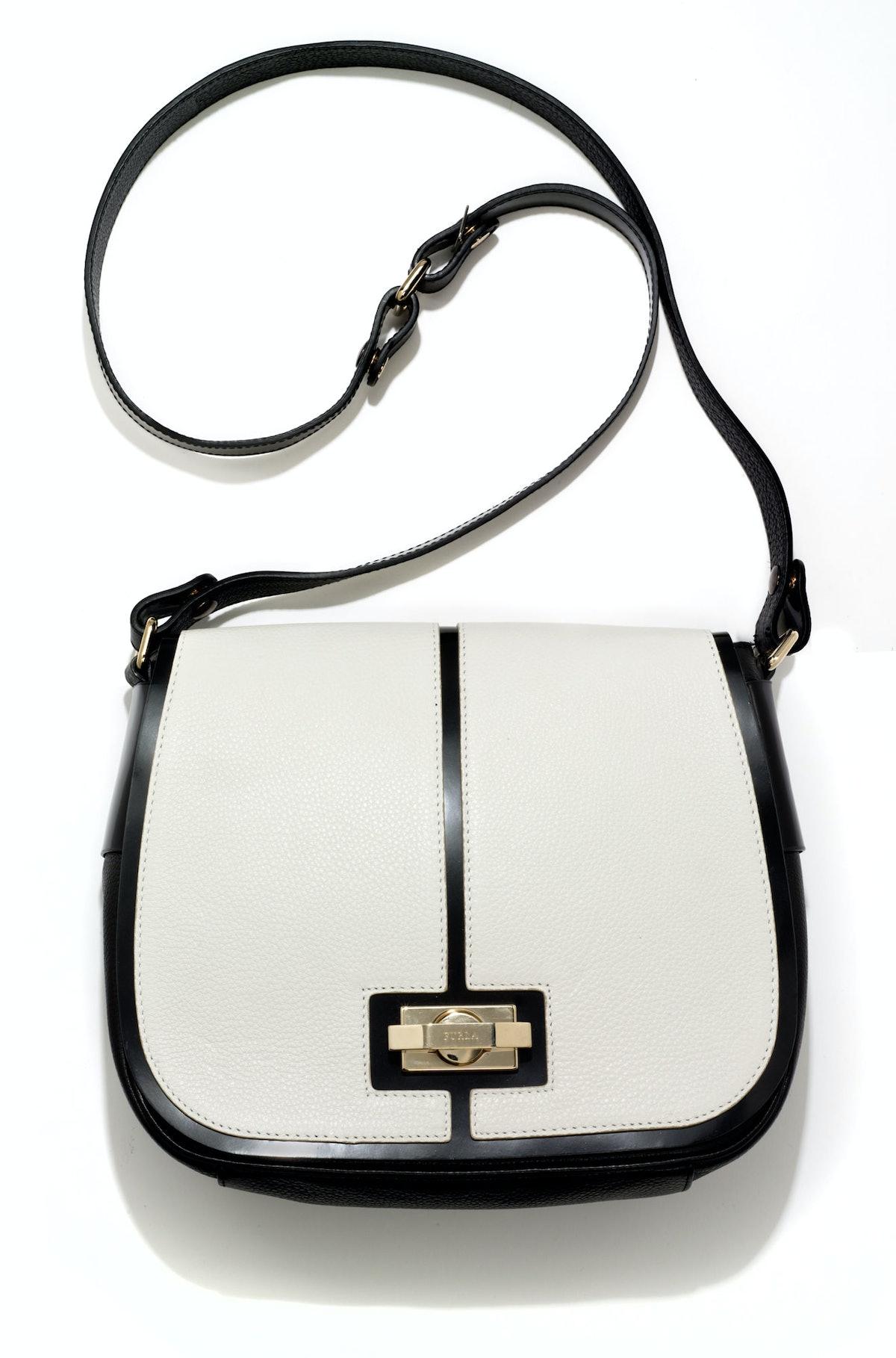 Furla bag, $498, furla.com.