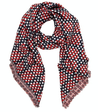 Mulberry wrap, $670.