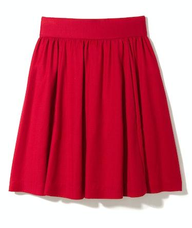 Alice + Olivia by Stacey Bendet skirt, $253, aliceandolivia.com.