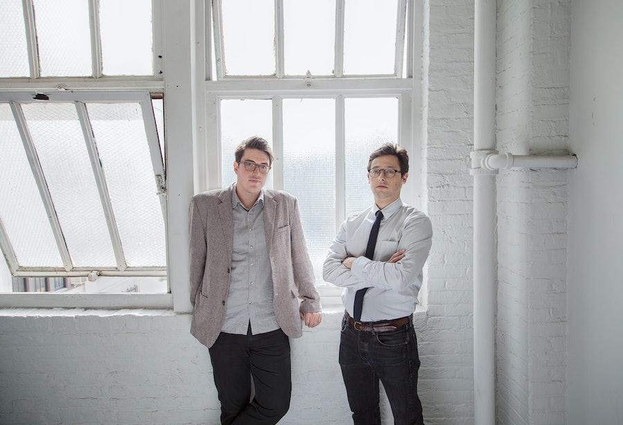 Julian Rose and Garrett Ricciardi