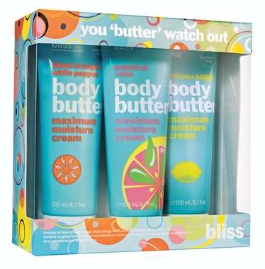"""Bliss You """"Butter"""" Watch Out Body Butter Trio"""