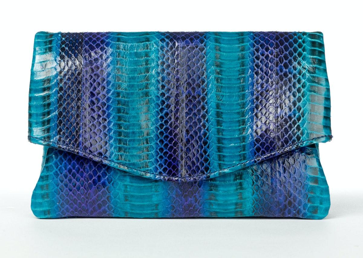 Giorgio Armani clutch, $1,845, Giorgio Armani, New York.