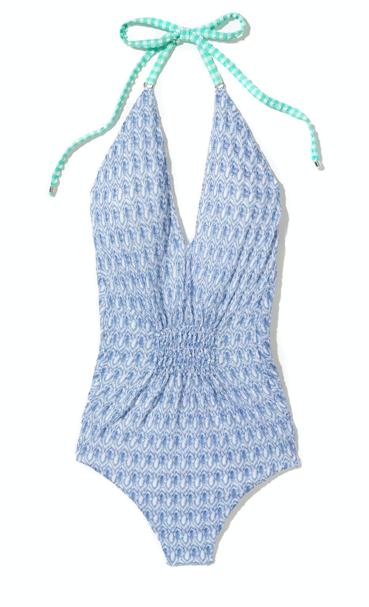 Missoni swimsuit, $580, [barneys.com](http://rstyle.me/n/djviq3w3n).