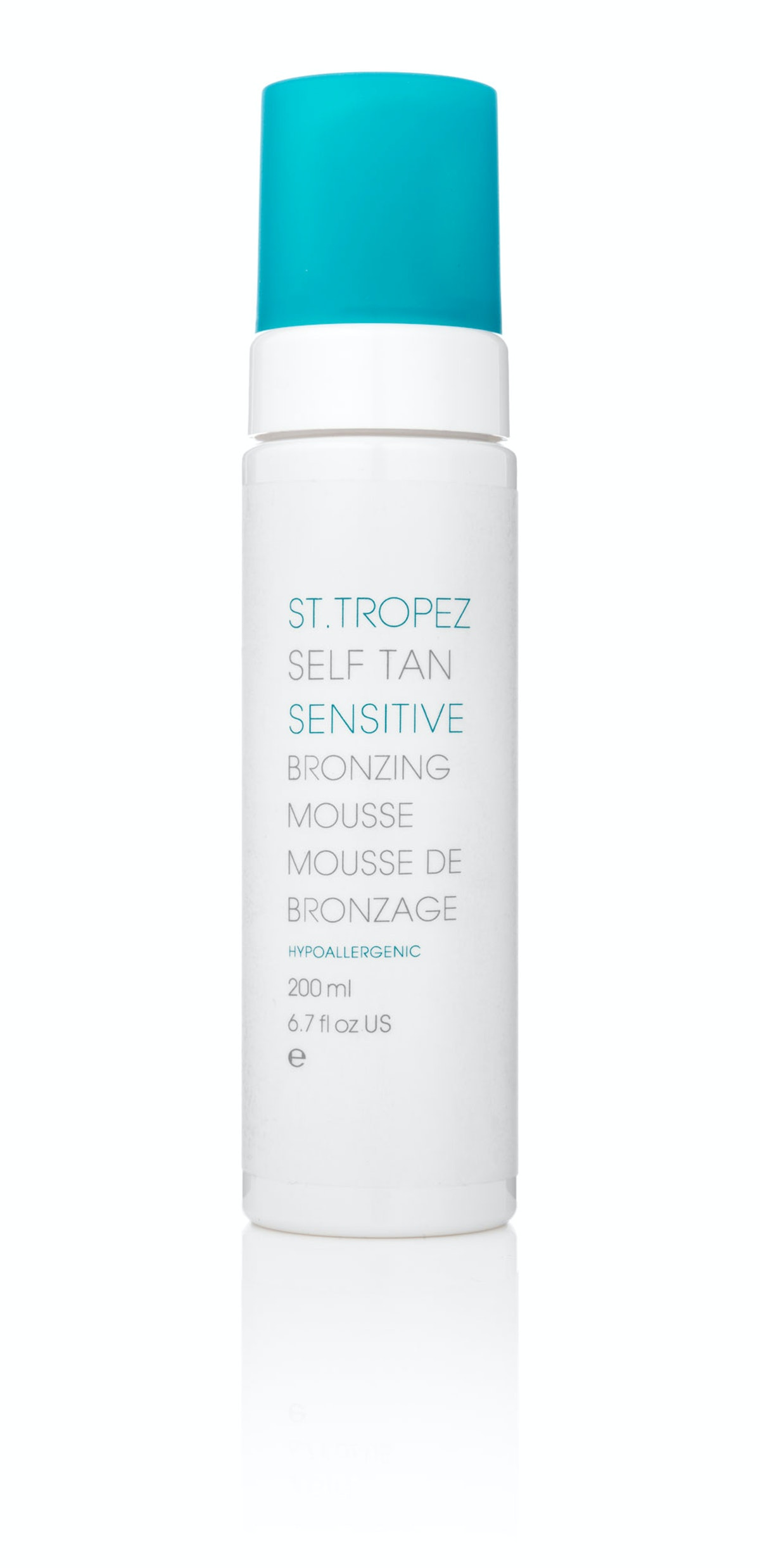St. Tropez Self Tan Sensitive Bronzing Mousse