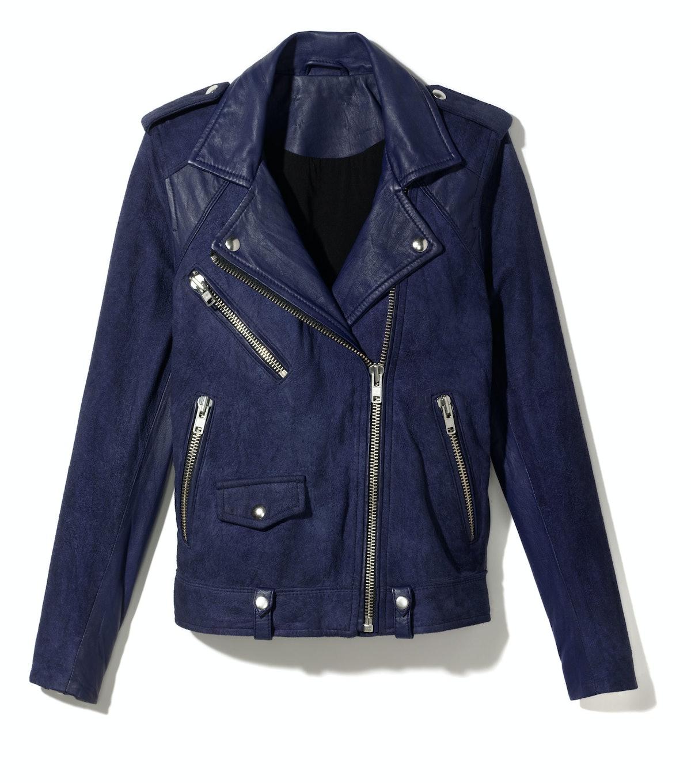 IRO jacket, $1,164, shopbop.com.