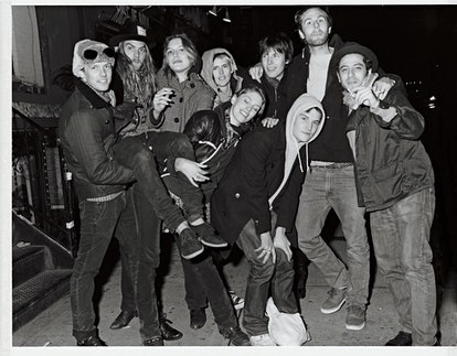 """A group photo from """"The Renegades,"""" shot by Bruce Weber and styled by Camilla Nickerson, February 20..."""