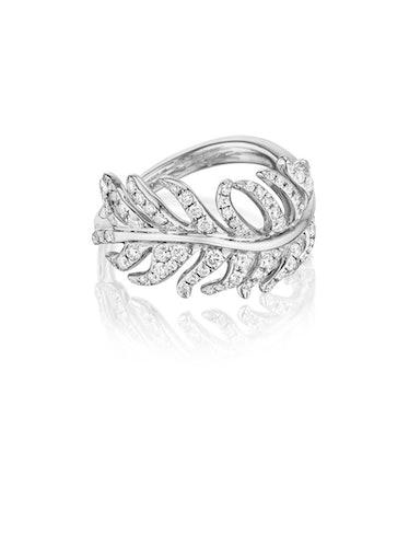 Mimi So gold and diamond ring, $4,100, mimiso.com.