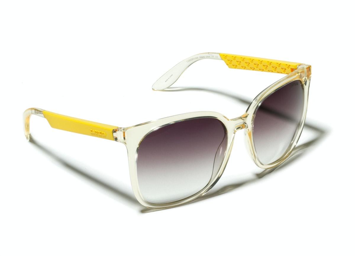 Carrera sunglasses, $99, [solsticesunglasses.com](http://www.solsticesunglasses.com/Carrera-Sunglass...