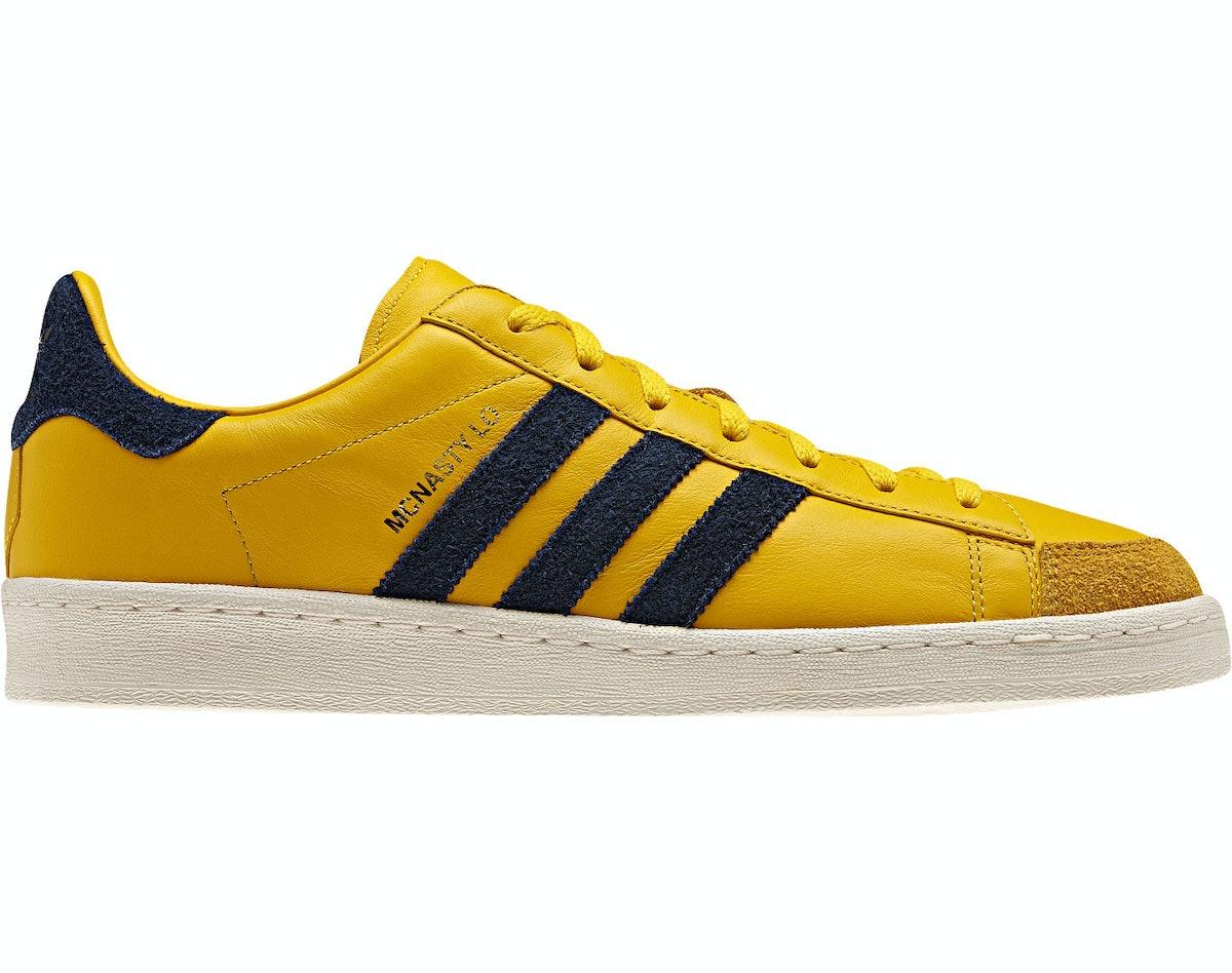 Adidas Originals by 84-lab x Mark McNairy shoes, $130, adidas.com.