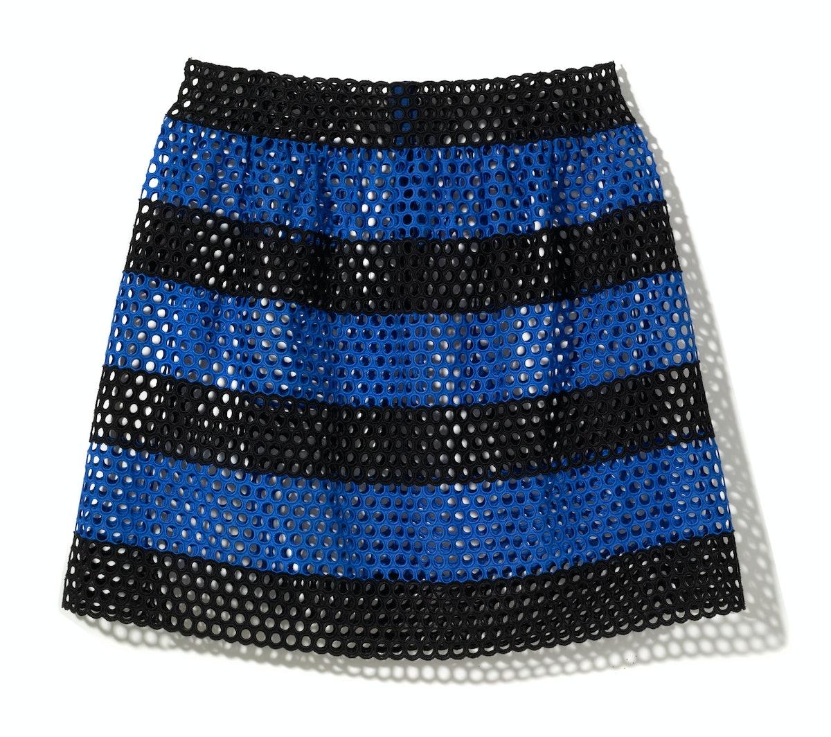 Marc Jacobs skirt, $1,200, marcjacobs.com.