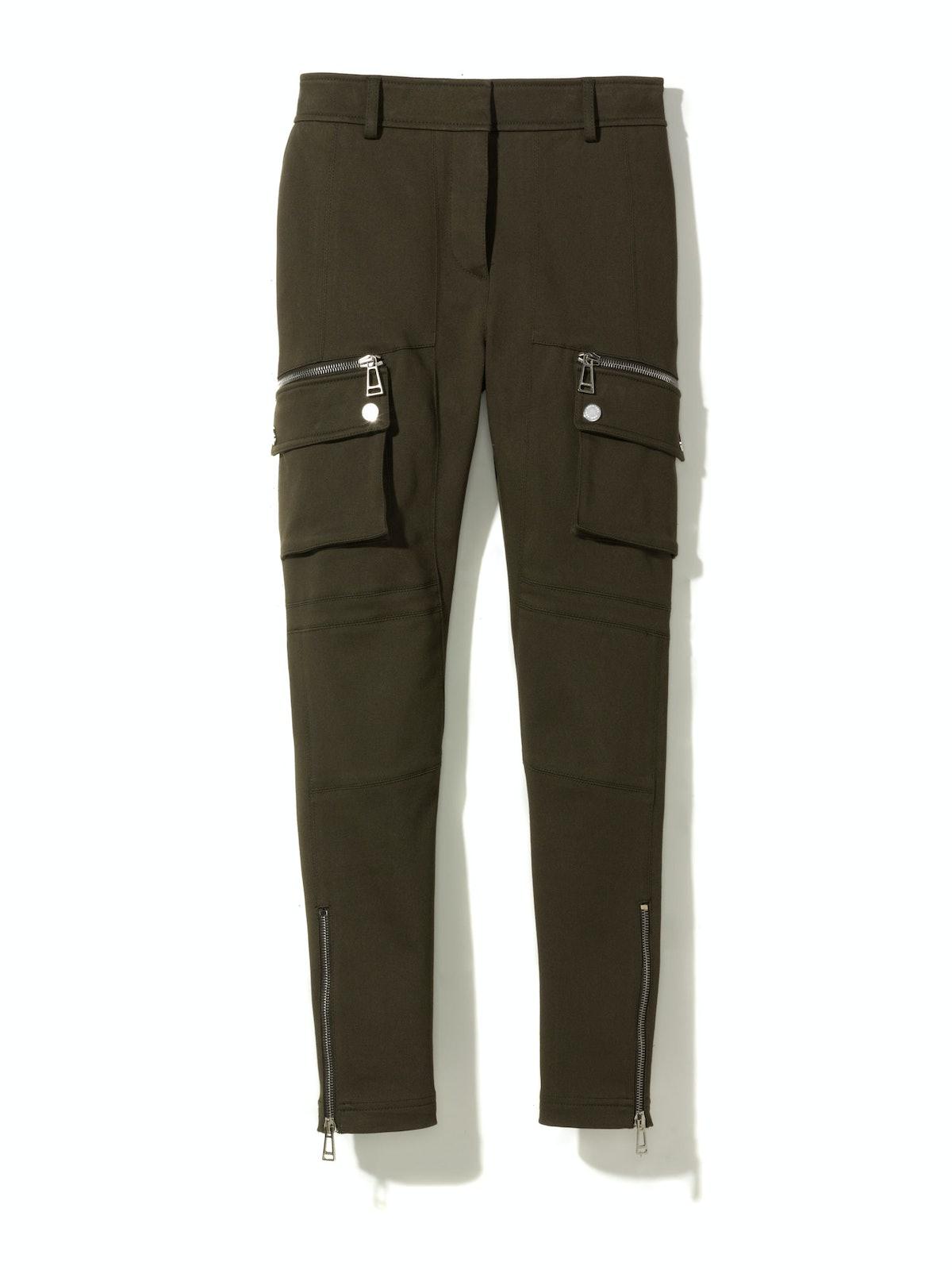 Belstaff trousers, $650, Belstaff, New York, 212.897.1880.