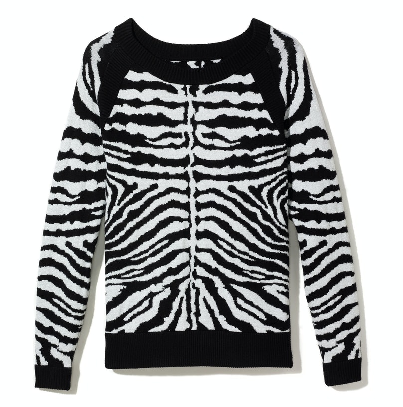 Milly sweater, $325, in other colors at [saks.com](http://rstyle.me/n/dna9q3w3n).