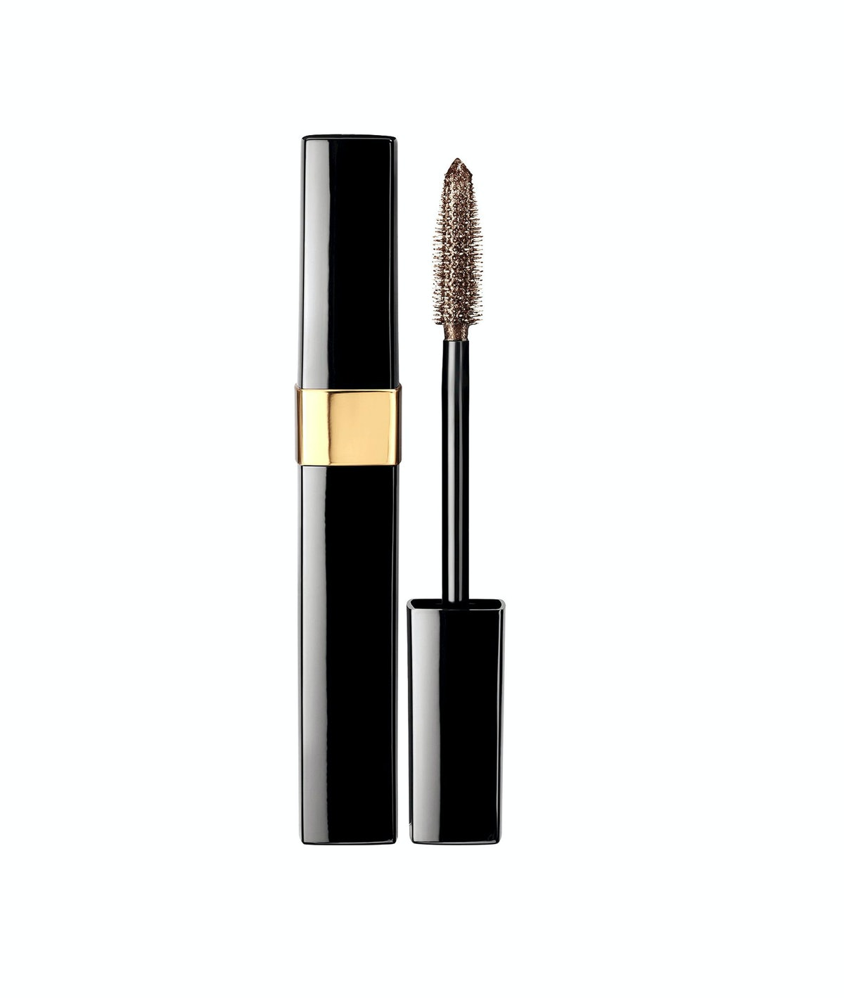 Chanel Sparkling Mascara Top Coat in Bronze Platine, $30, [nordstrom.com](http://rstyle.me/n/dnbb93w...