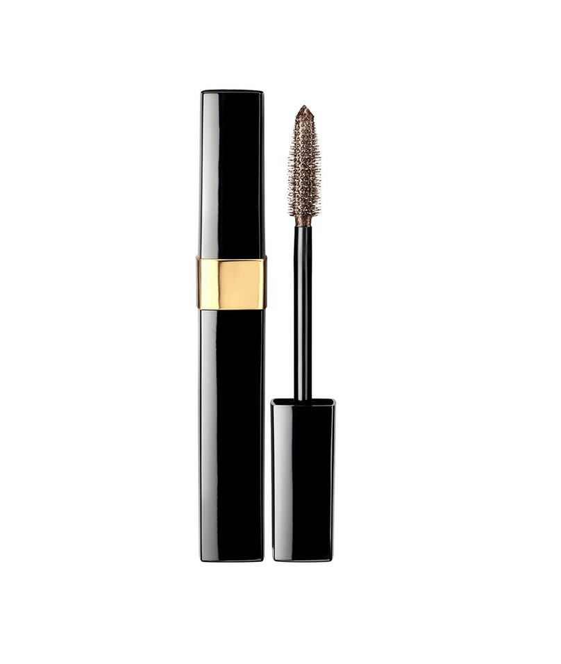 Chanel Sparkling Mascara Top Coat in Bronze Platine, $30, [nordstrom.com](http://rstyle.me/n/dnbb93w3n).