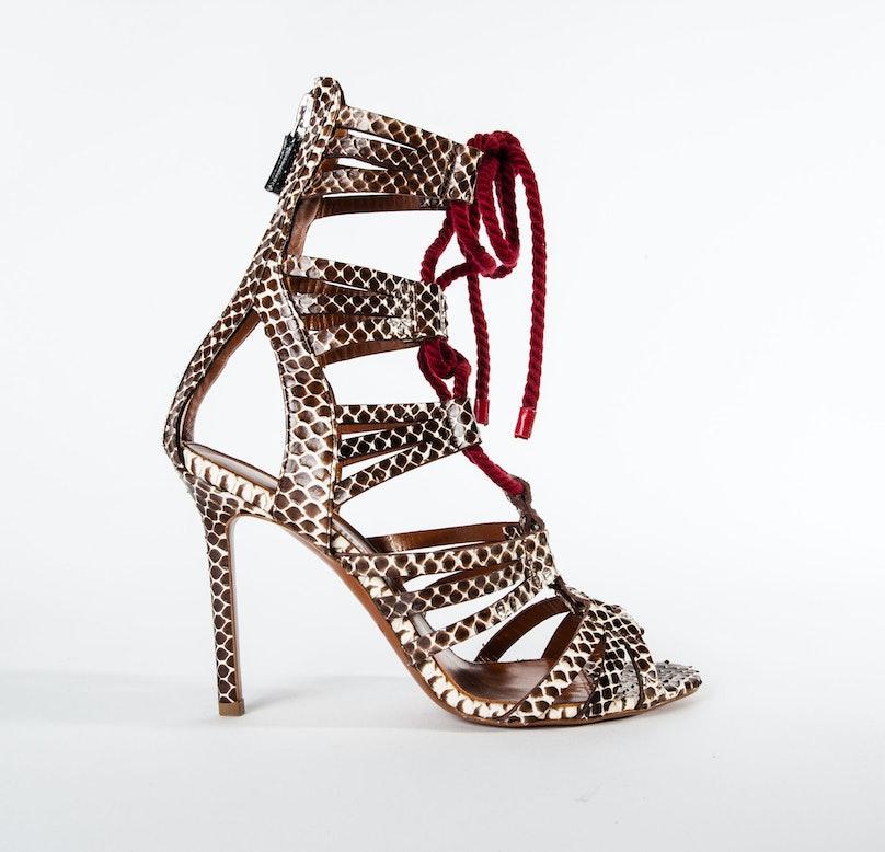 Edmundo Castillo shoes, $1,295, edmundocastillo.com.