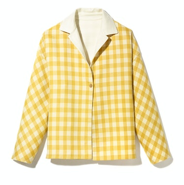Agnona #0 by Stefano Pilati jacket, $5,795, agnona.it.