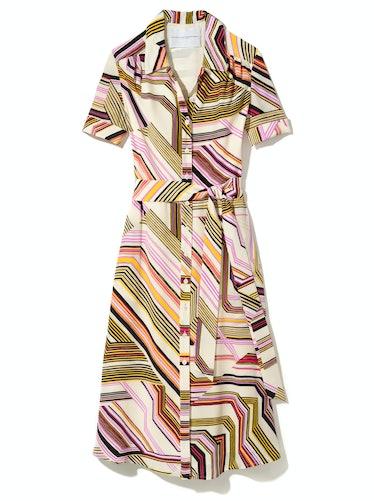 Carolina Herrera dress, $2,390, Carolina Herrera, New York, 212.249.6552.