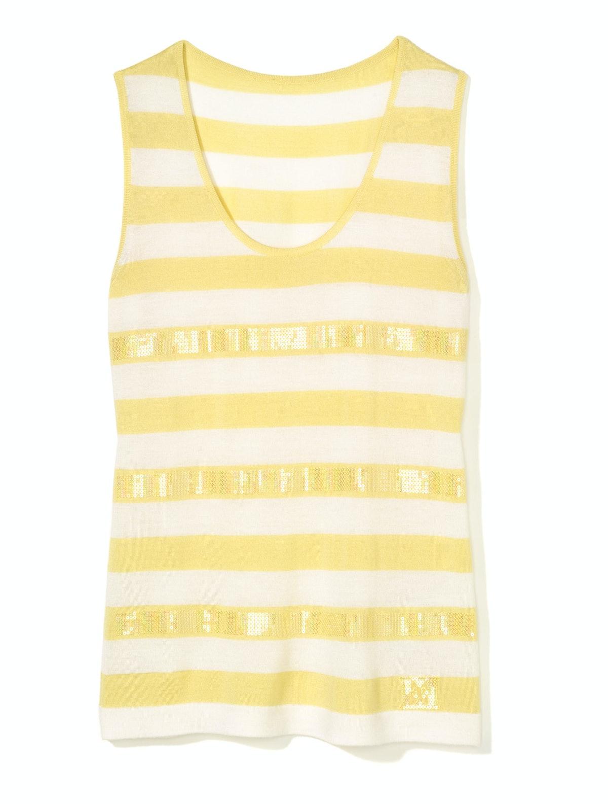 Escada shirt, $650, Escada, New York, 212.755.2200.