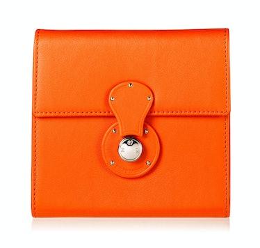 Ralph Lauren Collection wallet, $490, [ralphlauren.com](http://rstyle.me/n/dqivt3w3n).