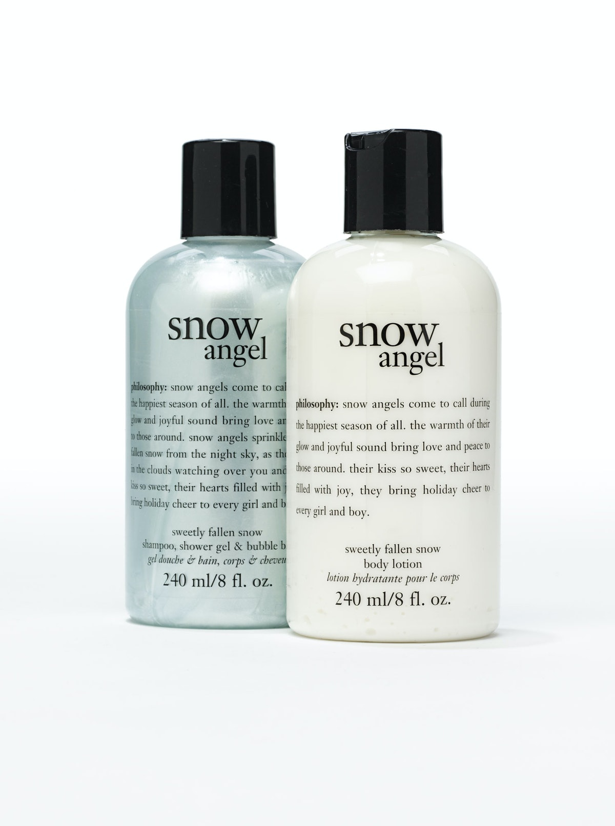 Philosophy Snow Angel shower gel and body lotion, $26, [sephora.com](http://rstyle.me/n/dc5ug3w3n).