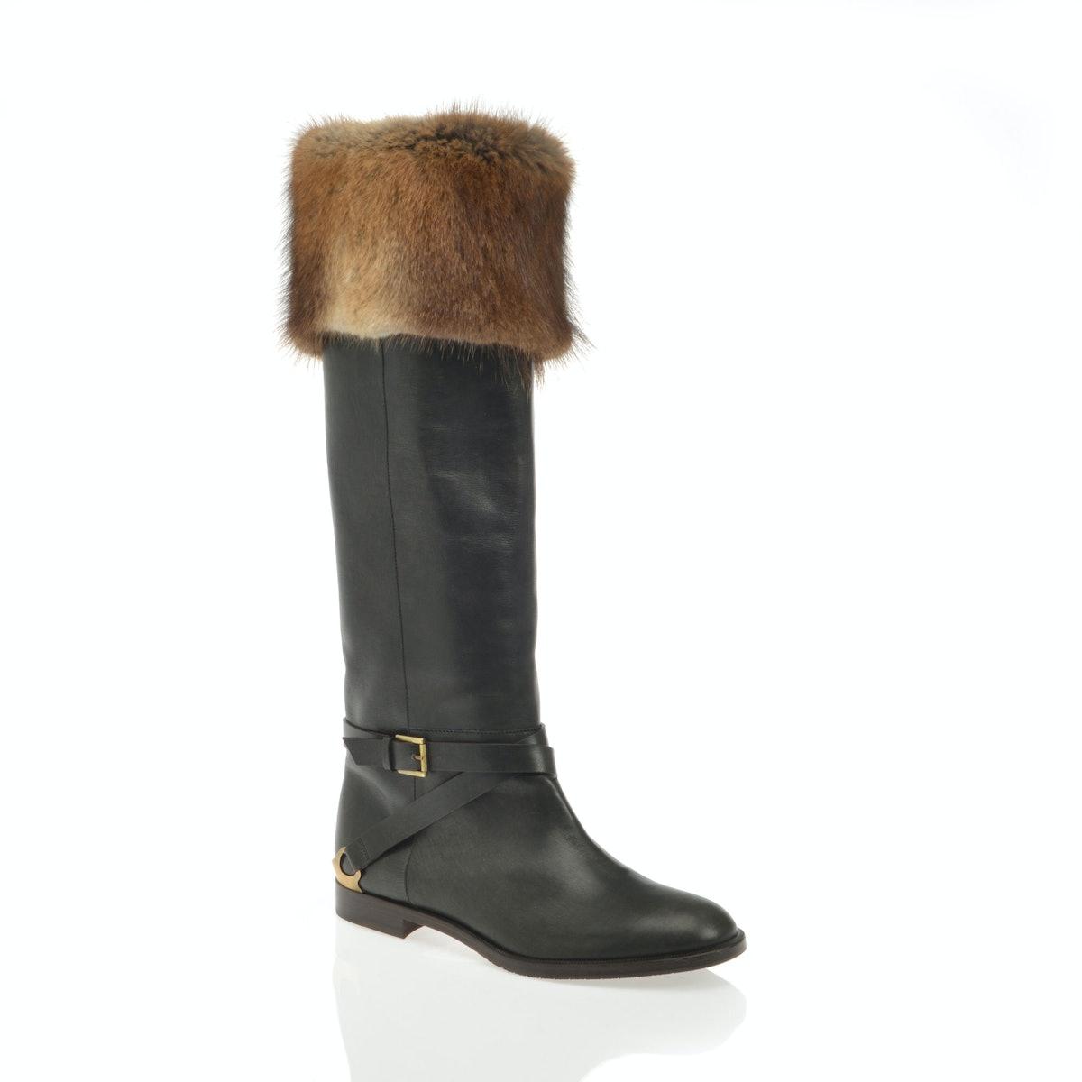 Fratelli Rossetti boots, $1,390, Fratelli Rossetti, New York, 212.888.5107.