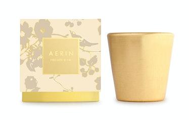 Aerin Fireside & Fir Candle, $58, [aerin.com](http://www.aerin.com).
