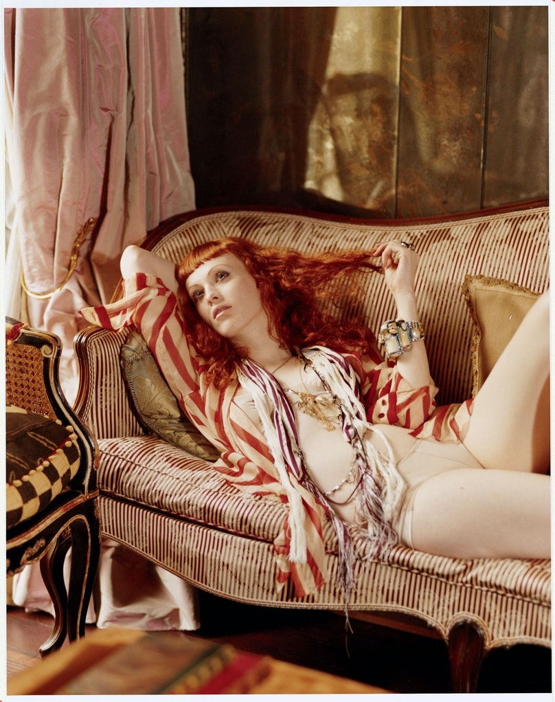 """The Big Easy does it in """"[Come Down to Nawlins](http://www.wmagazine.com/fashion/2008/04/new_orleans/photos),"""" shot by Bruce Weber and styled by Karl Templer, April 2008."""